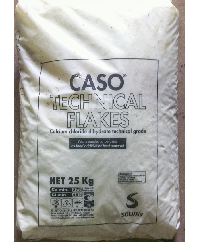 Calcium Chloride Dihydrate - Chemical